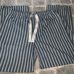 Old Navy Striped Pajama Pants